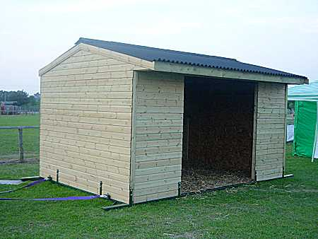 field shelters for horses essex